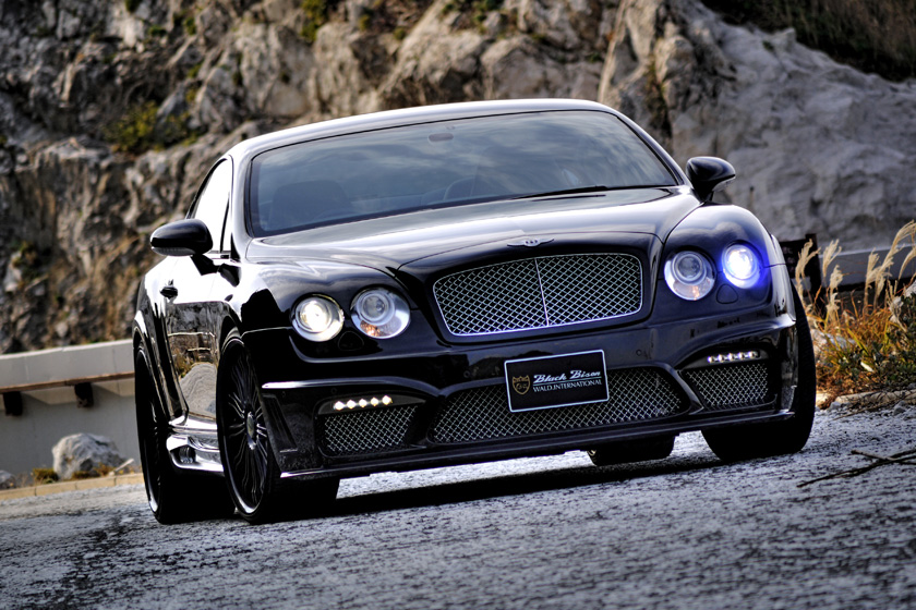 Bently Continental GT